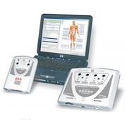 Cardiograph,  doppler,  encephalograph,  miograph,  rheograph,  London