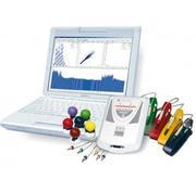 Cardiograph,  doppler,  encephalograph,  miograph,  rheograph,  York